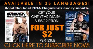 TapouT Magazine - MMA Worldwide