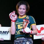 Saori Ishioka To Face Sally Krumdiack