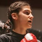 Roxanne Modafferi's Journey To Strikeforce