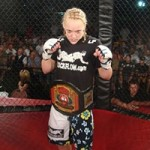Sally Krumdiack Stops Hiroko Kitamura At Legends MMA