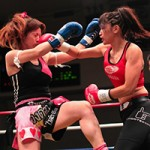 RENA, Watanabe & Yamaguchi Win In Shootboxing
