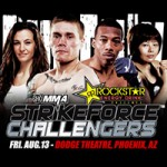 Strikeforce Challengers 10 Live Play-By-Play & Results