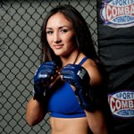 "Carla Esparza To Face Nina Ansaroff At Crowbar MMA: ""Winter Brawl"""