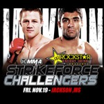 Strikeforce Challengers 12 Live Play-By-Play & Results