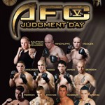 "AFC 5: ""Judgment Day"" Live Play-By-Play & Results"