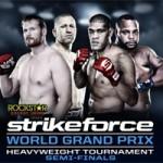 "Strikeforce: ""Barnett vs Kharitonov"" Live Play-By-Play & Results"