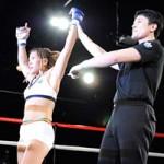 Kyoko Kimura Upsets Megumi Yabushita In Pancrase Debut