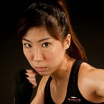 Exclusive Pre-Fight Interview With Evolve MMA's Nicole Chua