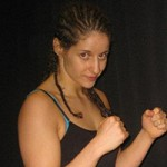 Sarah Moras Stops Julianna Peña At Conquest Of The Cage 11