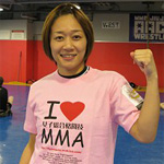 Megumi Fujii To Face Mei Yamaguchi At Vale Tudo Japan 2012
