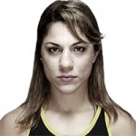 Bethe Correia Stops Shayna Baszler At UFC 177 In California