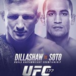 """UFC 177: """"Dillashaw vs Soto"""" Live Play-By-Play & Results"""