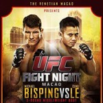"""UFC Fight Night 48: """"Bisping vs Le"""" Live Play-By-Play & Results"""