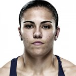 Jéssica Andrade Submits Larissa Pacheco At UFC Fight Night 51