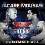 "UFC Fight Night 50: ""Jacaré vs Mousasi 2"" Results & Recap"