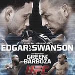 "UFC Fight Night 57: ""Edgar vs Swanson"" Play-By-Play & Results"