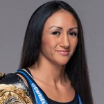 Carla Esparza Becomes First UFC Women's Strawweight Champion