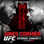 """UFC 182: """"Jones vs Cormier"""" Live Play-By-Play & Results"""