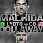 "UFC Fight Night 58: ""Machida vs Dollaway"" Results & Recap"