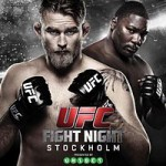 "UFC On FOX 14: ""Gustafsson vs Johnson"" Play-By-Play & Results"
