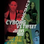 Invicta Fighting Championships 11 Live Play-By-Play & Results