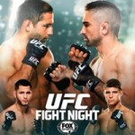 """UFC Fight Night 63: """"Mendes vs Lamas"""" Live Play-By-Play & Results"""