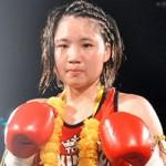 Saya Ito Defeats Yoshimi Hatayama At Battle Of Muay Thai 9