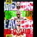 "UFC 189: ""Mendes vs McGregor"" Live Play-By-Play & Results"