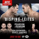 "UFC Fight Night 72: ""Bisping vs Leites"" Live Play-By-Play & Results"