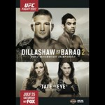 """UFC On FOX 16: """"Dillashaw vs Barao 2"""" Live Play-By-Play & Results"""
