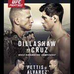 """UFC Fight Night 81: """"Dillashaw vs Cruz"""" Live Play-By-Play & Results"""