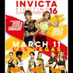 Invicta Fighting Championships 16 Live Play-By-Play & Results