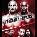 """UFC On FOX 19: """"Teixeira vs Evans"""" Live Play-By-Play & Results"""