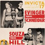 Invicta Fighting Championships 17 Live Play-By-Play & Results