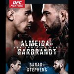 "UFC Fight Night 88: ""Almeida vs Garbrandt"" Live Play-By-Play & Results"
