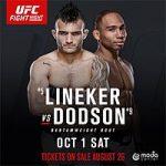 "UFC Fight Night 96: ""Lineker vs Dodson"" Results & Recap"