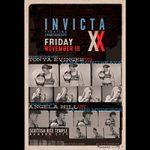 Invicta Fighting Championships 20 Live Play-By-Play & Results