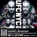 """UFC 205: """"Alvarez vs McGregor"""" Live Play-By-Play & Results"""