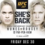 """UFC 207: """"Nunes vs Rousey"""" Live Play-By-Play & Results"""