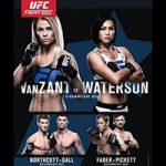"UFC On FOX 22: ""VanZant vs Waterson"" Live Play-By-Play & Results"