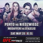 Invicta Fighting Championships 23 Live Play-By-Play & Results