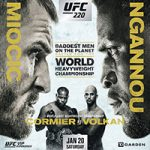 """UFC 220: """"Miocic vs Ngannou"""" Live Play-By-Play & Results"""