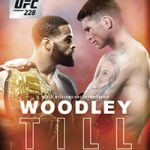 "UFC 228: ""Woodley vs Till"" Live Play-By-Play & Results"