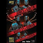 "UFC 235: ""Jones vs Smith"" Live Play-By-Play & Results"