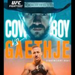 "UFC Fight Night 158: ""Cerrone vs Gaethje"" Live Play-By-Play & Results"