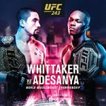 "UFC 243: ""Whittaker vs Adesanya"" Live Play-By-Play & Results"