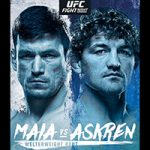 "UFC Fight Night 162: ""Maia vs Askren"" Live Play-By-Play & Results"