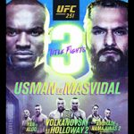 "UFC 251: ""Usman vs Masvidal"" Live Play-By-Play & Results"