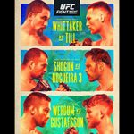 "UFC On ESPN 14: ""Whittaker vs Till"" Live Play-By-Play & Results"