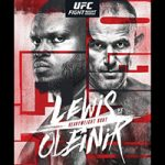 "UFC Fight Night 174: ""Lewis vs Oleynik"" Live Play-By-Play & Results"